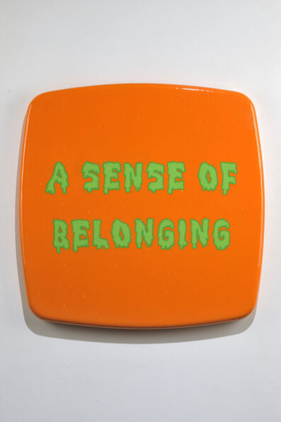 Walter Robinson, 'A Sense of Belonging ', 2011