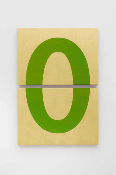 Darren Almond, 'Divided Icon (Green)', 2018