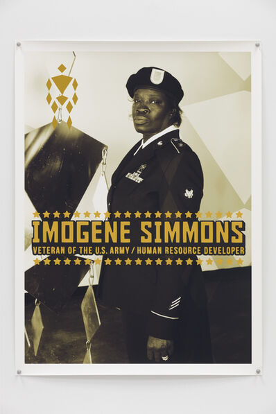 Dana Hoey, 'Imogene Simmons', 2019