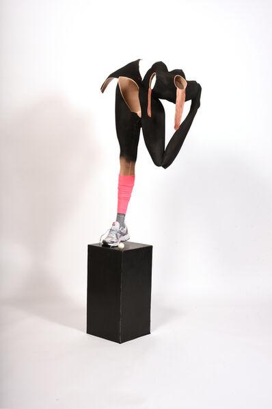 Diego Bianchi, 'Pink sock', 2017