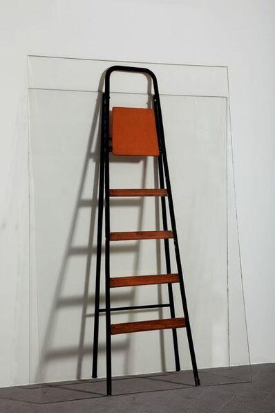 Michelangelo Pistoletto, 'Double Ladder against the Wall (Scala doppia appoggiata al muro [Plexiglass])', 1964