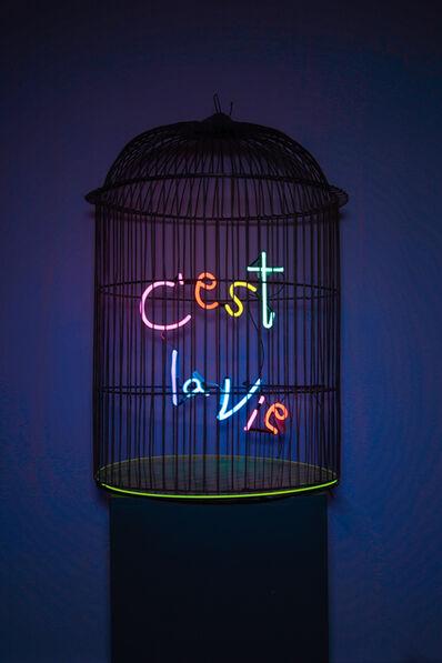 Olivia Steele, 'C´est la Vie', 2018
