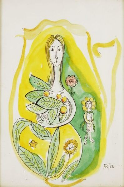 Frances Richards, ''LADY IN A JUG''