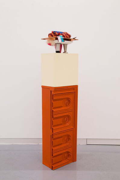 Jessica Stockholder, 'Superior Strength Stack', 2015