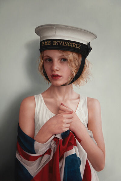 Mary Jane Ansell, 'Invincible III', 2019