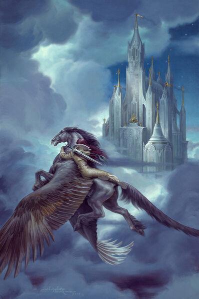 Stephen Hickman, 'Empyrean Wings'