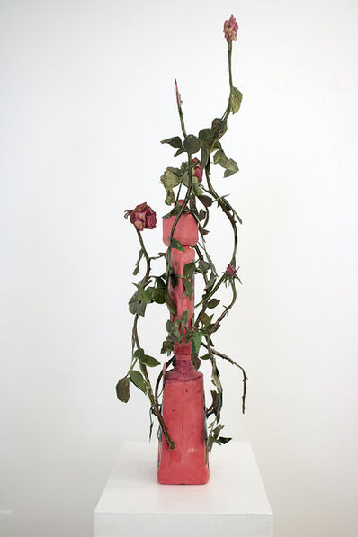 David Kennedy Cutler, 'January Roses (Drano)', 2021