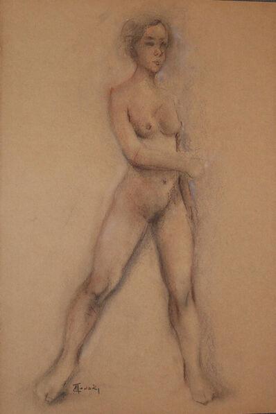 Monari, 'Frontal Nude ', 2008