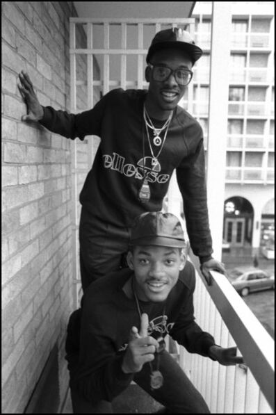 David Corio, 'Jazzy Jeff & Fresh Prince at Holiday Inn Swiss Cottage, London, UK ', 1986