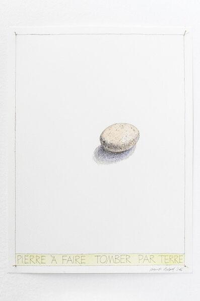 Nikita Alexeev, 'Stones (4)', 2016