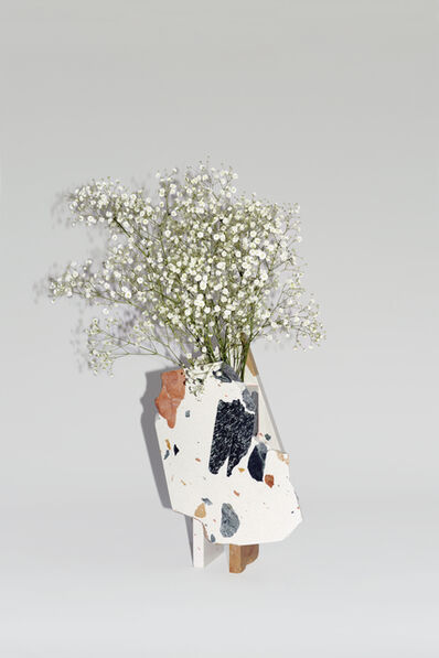Max Lamb, 'Marmoreal Scrap Scrap Vase No. 1', 2014
