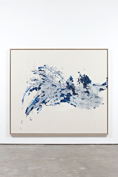 Ann Cathrin November Høibo, 'Blue', 2013
