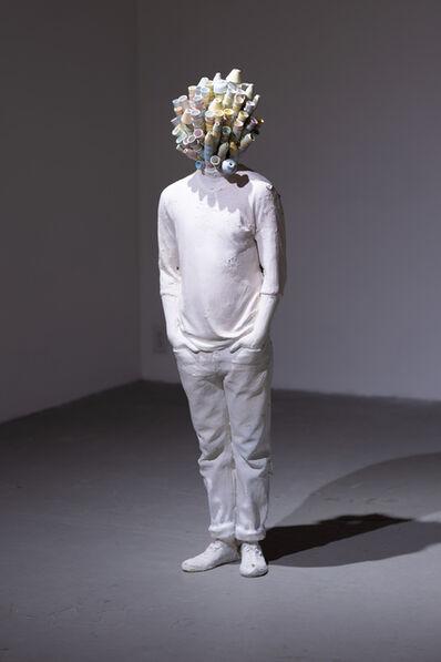 Jean-Robert Drouillard, 'Mon mammifère préféré (tête de porcelaine)', 2020