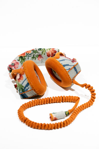 Ulla-Stina Wikander, 'Headphones', 2019