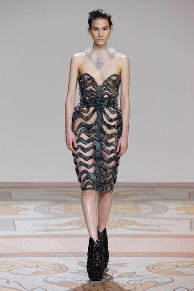 Iris van Herpen, 'Dress, from Wilderness Embodied Couture collection', 2013