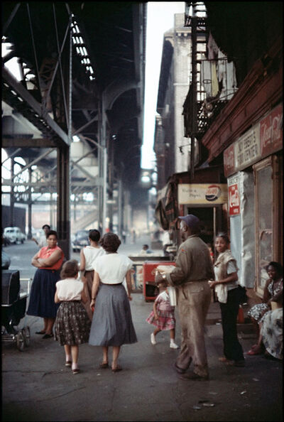 Gordon Parks, 'Untitled, 1957', 1957