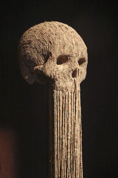 Jim Skull, 'Beads Skull', 2013