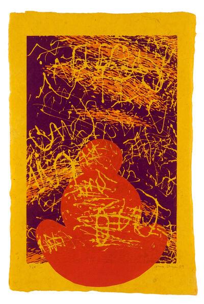 Louisa Chase, 'Untitled I (Buddha)', 2009