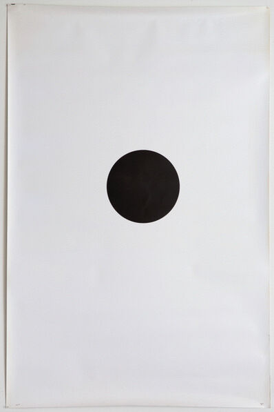 Brian Gaman, 'Untitled (white disc)', 2007