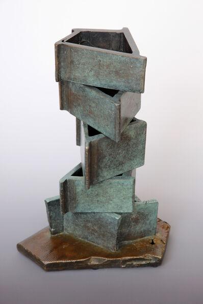 Wiley Jenkins, 'Medium Tower Green', 2018