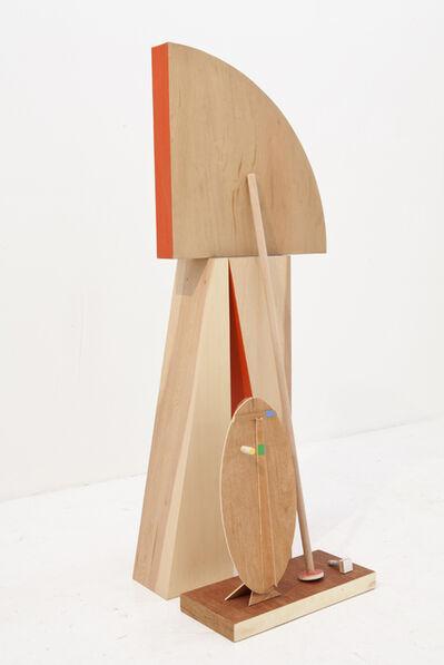 Ohad Meromi, 'Grave Digger #14 (Walker)', 2012