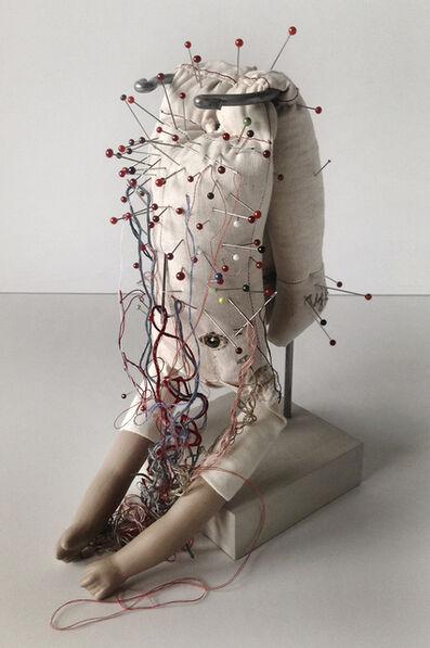 Ulla Jokisalo, 'Puppet 2 (pins)', 2015