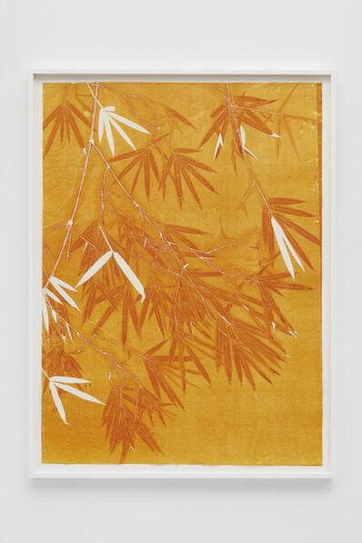 Luiz Zerbini, 'Bambú Amarelo Papel', 2017