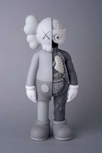 KAWS, 'COMPANION GREY (FLAYED) (OPEN EDITION)', 2016