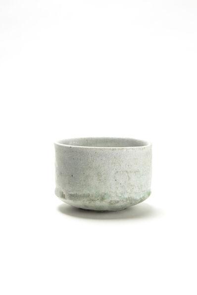 Yui Tsujimura, 'White Shino tea bowl', 2018