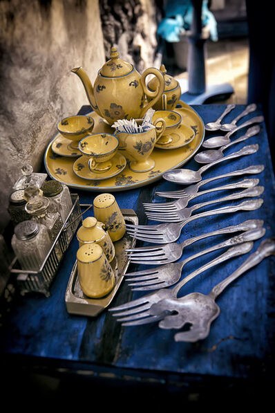 E.K. Waller, 'Tableware', 2013