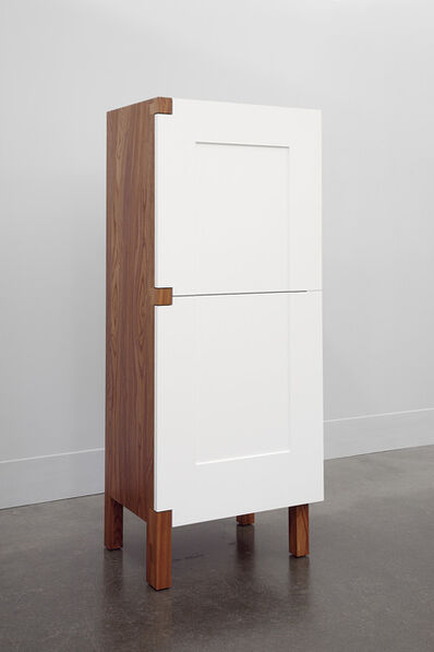 Roy McMakin, 'A One Door Two Door Cabinet', 2014