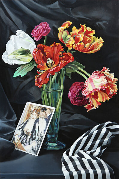 Sherrie Wolf, 'Still Life with Renoir', 2017