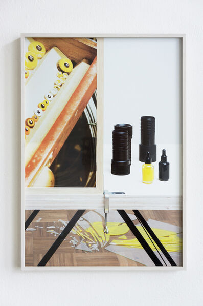 Kathrin Sonntag, 'I see you seeing me see you, Cooper Gallery, Dundee #4', 2014-2016