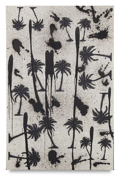 Rashid Johnson, 'Jellyfish', 2011