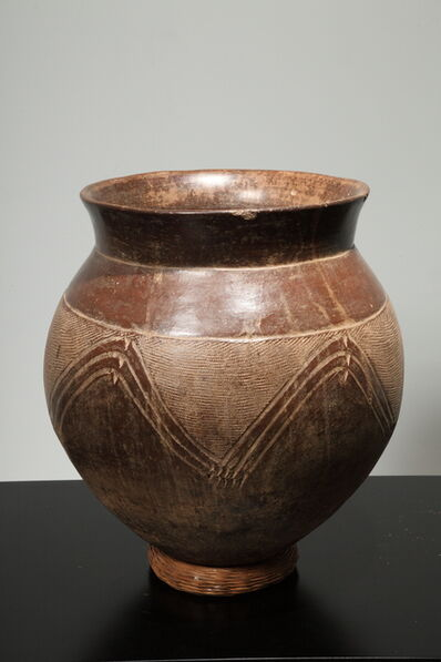 Unknown Lobi, 'Lobi Decorated Pot', 19th Century