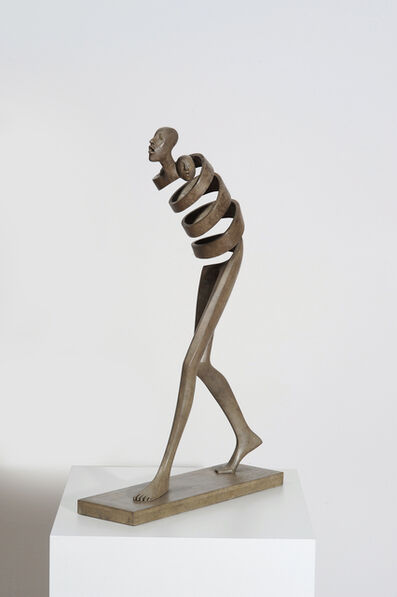 "Isabel Miramontes, '""Amor""- Bronze, Emotion, Sensation, Balance, Creativity, Elegance, Love, Mother, Baby', 2017"