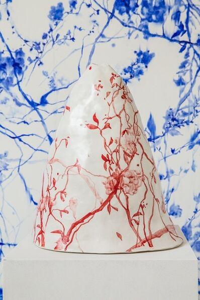 Keun Woo Lee, 'Mountain Among Mountain Red 1', 2011