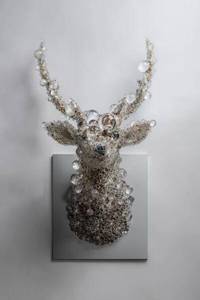 Kohei Nawa, 'PixCell-Deer#61', 2019