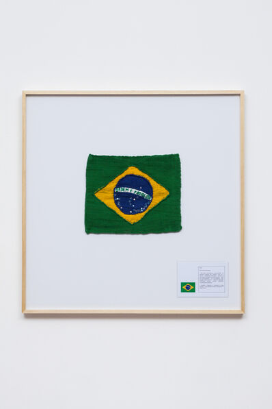 Jaime Lauriano, 'National Flag #1', 2015