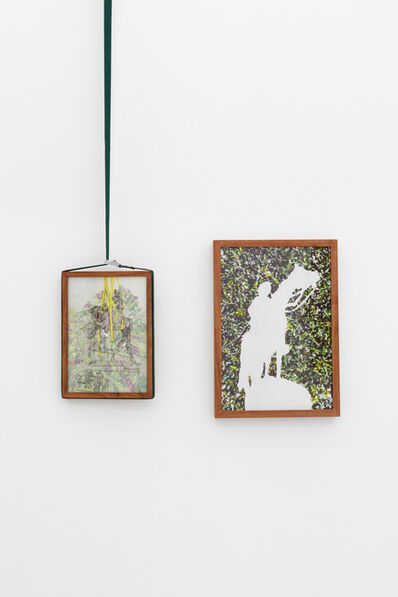 Adele van Heerden, 'Suspense (left)', 2019