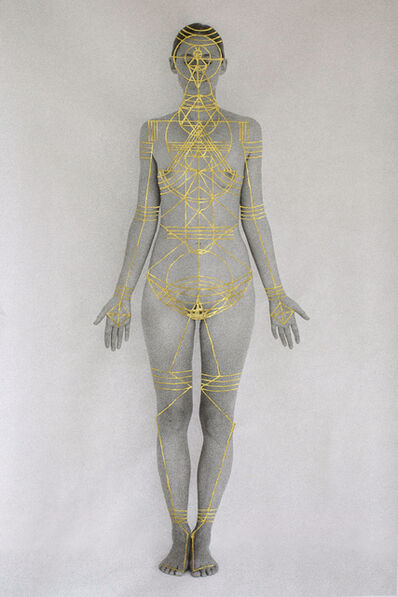 Rachel Garrard, 'Body Systems II', 2013
