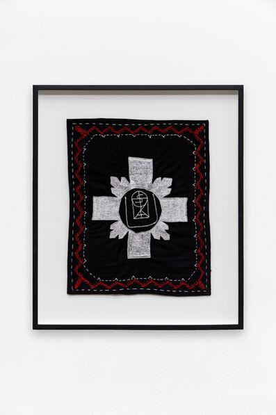 Pilar Albarracin, 'Cruces de camino IX (Croix de chemin IX)', 2020