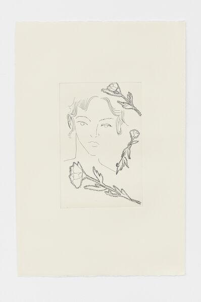 Faye Wei Wei, 'Thistle Flower', 2019