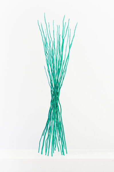 Shayne Dark, 'Interlace - Transparent Green', 2012