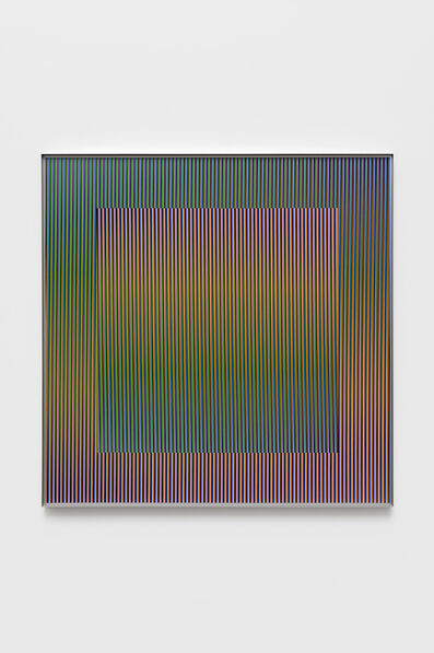 Carlos Cruz-Diez, 'Physichromie n°1858', 2013