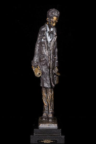 Gib Singleton, 'Lincoln - Book Edition', 2015