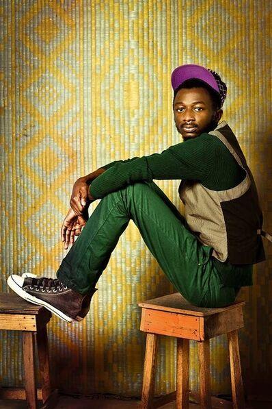 Omar Victor Diop, 'Manden', 2012