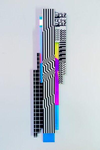 Felipe Pantone, 'Scroll Panorama 11'