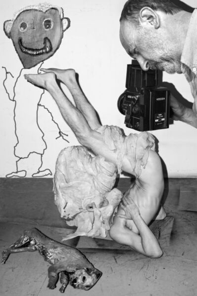 Roger Ballen, 'Up And Cover', 2016