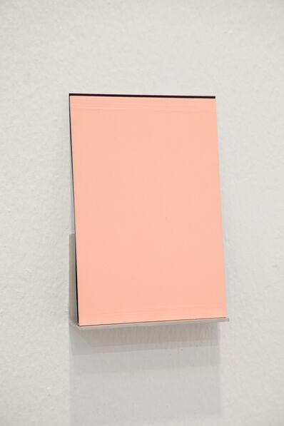 Imi Knoebel, 'An meine Grüne Seite B 07-8', 2007